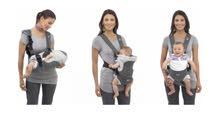 حمالة اطفال ماركة baby care