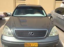 Available for sale! +200,000 km mileage Lexus LX 2003