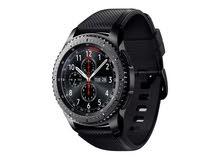 مطلوب Samsung Gear S3 Fortner ساعة
