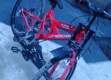 دراجة هوائية لليبع شبه جديد نمرة 26