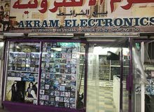 AUDIO VIDEO MOBILE ACCESSORIES SHOP FOR SALE WITH TRADE LICENSE IN AL AIN TOWN