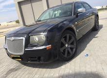 Black Chrysler 300C 2005 for sale