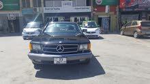 مرسيدس  SEC 560 موديل 1991