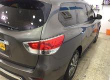 نيسان باتفايندر 2015 وكالة عمان للبيع Nissan Pathfinder 2015 oman for sale
