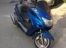 دراجة ماجستا 250