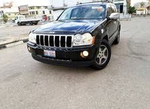Black Jeep Cherokee 2007 for sale