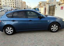 Gasoline Fuel/Power   Subaru Impreza 2008