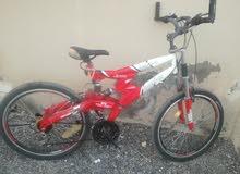 دراجه هوائيه مستعمله