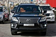 Lexus LX570s 2013