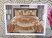 يوجد عندي مفرش سرير رووووعه الطلب خام جميله الأعراس  الطلب على خاص الوتس اب