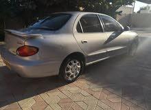Beige Hyundai Elantra 2000 for sale