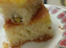 ماكولات وجميع انواع الطبخات من البيت مثل برياني منسف اوزي مكموره  دوالي الحلويات