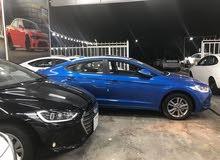 Hyundai Elantra made in 2017 for sale