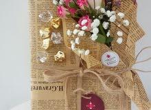 زهور وهدايا وتنظيم مناسبات