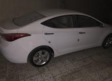 Hyundai Elantra 2013 For sale - White color