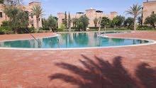 فيلا فخمة للإيجار 3 غرف عصرية بمدينة مراكش المغربية
