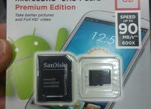 بطاقة ذاكرة للاجهزة الذكية  بسعة 200 غيغا