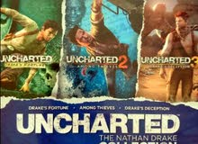 call of duty black ops 3 & uncharted collection for PS4