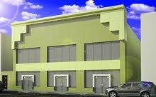 مبنى تجارى جديد على شارع الزبير 3 محلات و3 استوديو