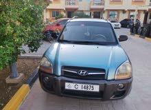 هونداي توسان2009  Hyundai Tucson 20009