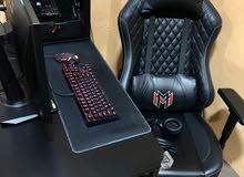Gaming PC Setup - On Warranty / كمبيوتر العاب مستعمل على الضمان