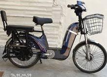 مطلوب دراجة كهربائية