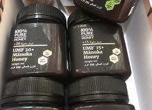 عسل مانوكا من نيوزلندا اصلي، original manuka honey عسل علاجي