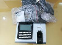 للبيع جهاز بصمه لدوام العمال finger printer