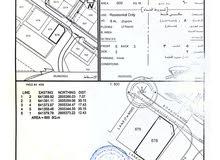 أرض سكنية كورنر في بوشر مرتفعات الضباط