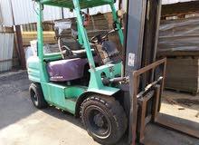 3 ton Mitsubishi 2002. Forklift.