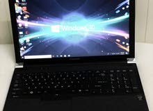 Toshiba i5 5th generation upgraded laptop for sale