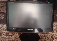 شاشه سامسونج 19 بوصه LCD ( ك الجديده )