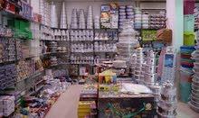 مطلوب عامل هندي لبيع الكماليات وادوات بلاستيكيه