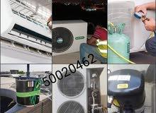 Ac service repair sell buy sprit window All type ac maintenance