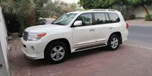 New condition Toyota Land Cruiser 2013 with  km mileage