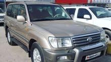 Land Cruiser VXR V8 model 2003