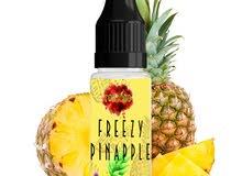 liquide cigarette électrique e-juice 25 ml pineapple