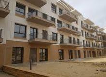 شقة 152م ميزة للبيع في ويست تاون - كورت يارد- بيفرلي هليز- تسهيلات