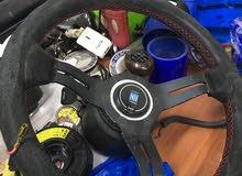 طارة مومو ايطالي أصلي كاربون Carbon مع بوكس