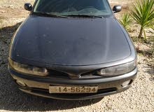 Manual Mitsubishi Galant 1993