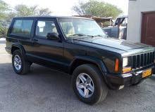 Jeep Cherokee 1998 For sale - Black color