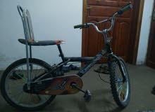 دراجة هوائية نظيفة قابلة للفحص