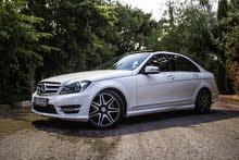 Mercedes Benz C 200 car for sale 2013 in Amman city