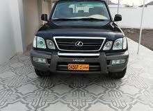 150,000 - 159,999 km Lexus LX 2000 for sale