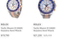 ساعة رولكس بحالة جيدة السعر 25000الف