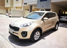 A VERY GOOD CONDITION KIA SPORTAGE 2.0 LITER ENGINE , MIDDLE OPTION CAR FOR SALE