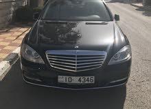 Mercedes Benz S 400 2010 For sale - Black color