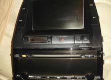 شاشة ومسجل بريوس 2005 بحالة الوكالة