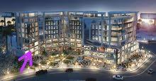 فرصة محل تجاري في مول frontgate في موقع متميز جدا في العاصمة الادارية