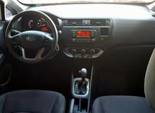 90,000 - 99,999 km Kia Rio 2013 for sale